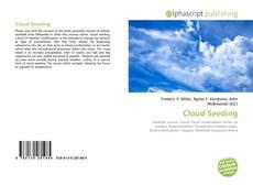 Capa do livro de Cloud Seeding