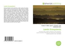 Bookcover of Lentic Ecosystems