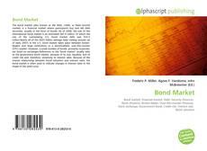 Bookcover of Bond Market
