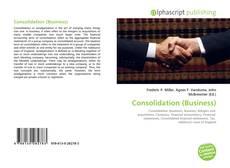 Обложка Consolidation (Business)