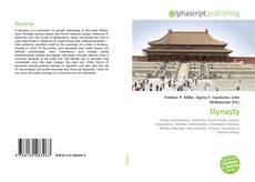 Dynasty kitap kapağı