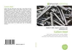 Portada del libro de Carbon Steel