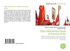 Borítókép a  2007-2008 Writers Guild of America strike - hoz