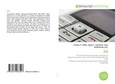 Bookcover of 3G