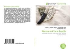Bonanno Crime Family kitap kapağı