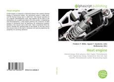 Buchcover von Heat engine