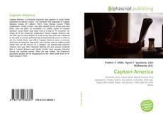 Bookcover of Captain America