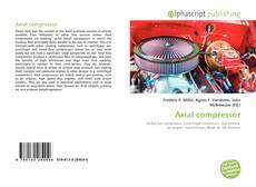 Buchcover von Axial compressor