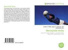 Bookcover of Merseyside derby
