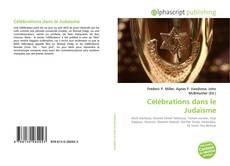 Couverture de Célébrations dans le Judaïsme