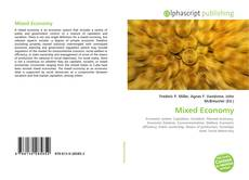 Couverture de Mixed Economy