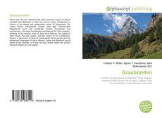 Couverture de Graubünden