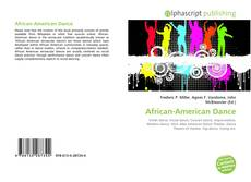 Bookcover of African-American Dance