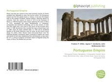 Buchcover von Portuguese Empire