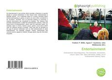 Bookcover of Entertainment