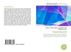 Bookcover of Fused Quartz