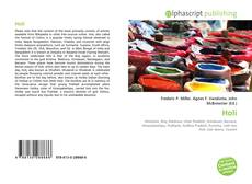 Bookcover of Holi