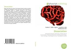 Bookcover of Dissociation