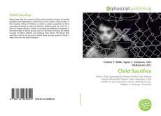 Child Sacrifice kitap kapağı