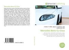 Couverture de Mercedes-Benz CL-Class