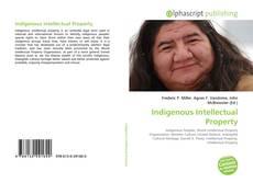 Couverture de Indigenous Intellectual Property
