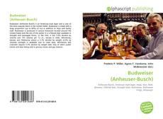 Обложка Budweiser (Anheuser-Busch)