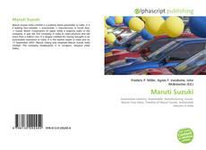 Maruti Suzuki的封面