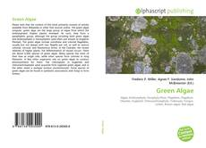 Couverture de Green Algae