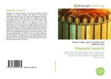 Bookcover of Magneto (comics)
