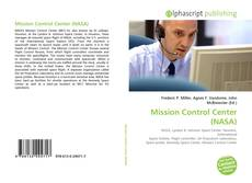 Bookcover of Mission Control Center (NASA)
