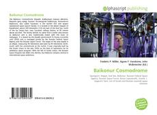 Bookcover of Baikonur Cosmodrome