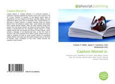 Couverture de Captain Marvel Jr.