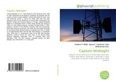 Bookcover of Captain Midnight