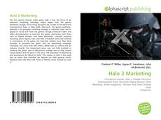Bookcover of Halo 3 Marketing