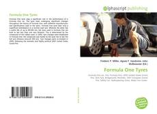 Bookcover of Formula One Tyres