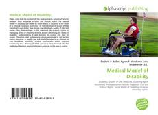 Buchcover von Medical Model of Disability