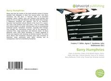 Bookcover of Barry Humphries