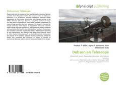 Buchcover von Dobsonian Telescope
