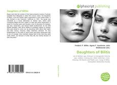 Bookcover of Daughters of Bilitis