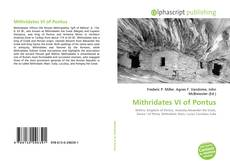 Bookcover of Mithridates VI of Pontus