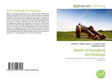 Bookcover of Battle of Nanpēng Archipelago