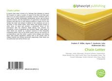 Borítókép a  Chain Letter - hoz