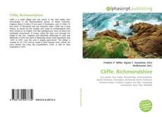 Copertina di Cliffe, Richmondshire
