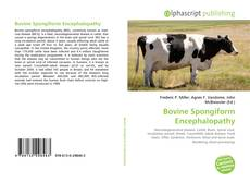 Borítókép a  Bovine Spongiform Encephalopathy - hoz