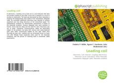 Bookcover of Loading coil