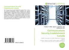 Copertina di Communications Security Establishment Canada