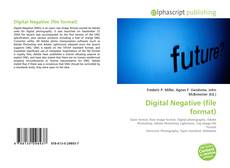 Bookcover of Digital Negative (file format)