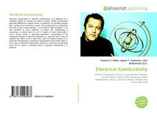Bookcover of Electrical Conductivity