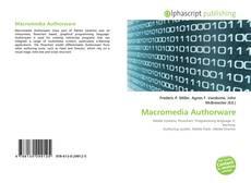 Bookcover of Macromedia Authorware
