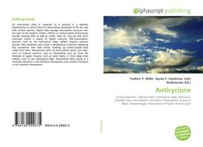 Bookcover of Anticyclone